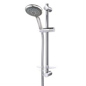 Adam 2-8000 Series | Circular Shower Kit - Chrome
