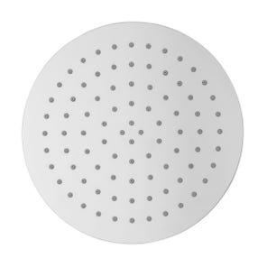 Cerys Circular Thin Fixed Shower Head - 250mm