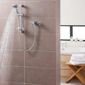 Dene Concentric Mixer Shower