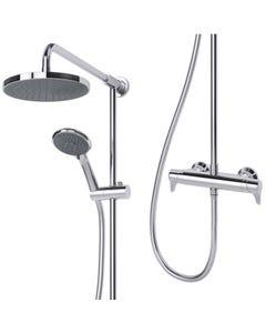 Eden Bar Diverter Mixer Shower