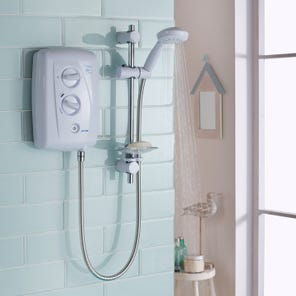 T80Z Fast-Fit Eco Electric Shower