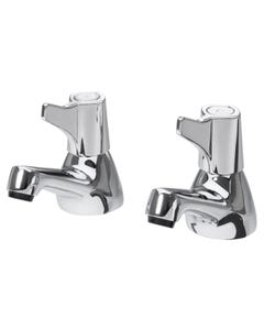 Exe Lever Basin Taps