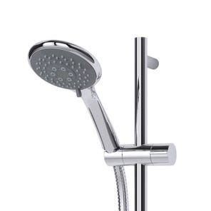 Kian-8000 Series | Slender Mixer Shower Kit - Chrome