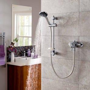 Eden Eco Concentric Mixer Shower
