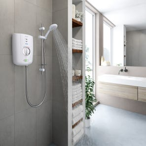 Omnicare Thermostatic Electric Shower