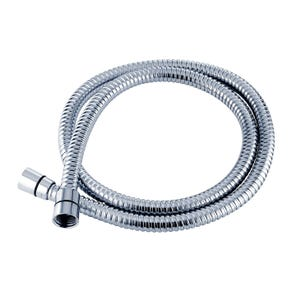 1.75m Anti-Twist Shower Hose - Chrome