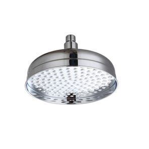 Traditional Rose Fixed Shower Head