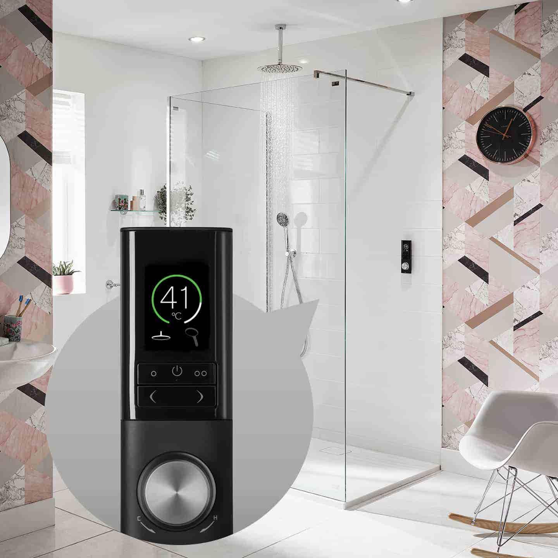 Triton HOST Silent Running Digital Mixer Shower